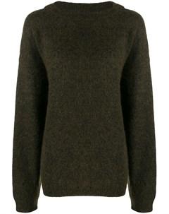 трикотажный свитер Dramatic Acne studios