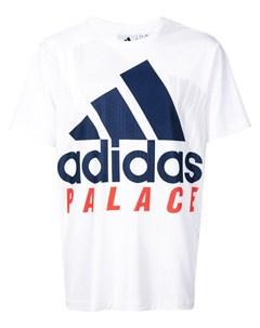 Футболка x Adidas Palace