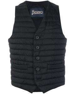 стеганая жилетка Herno