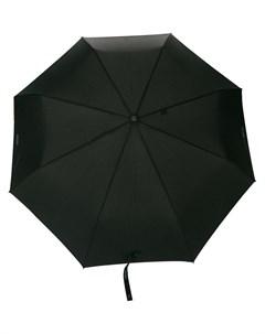 зонт в тонкую полоску Moschino