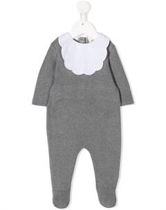 пижама с фестонами Douuod kids