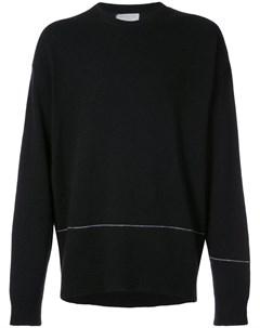 двухсторонний пуловер John elliott