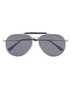 Солнцезащитные очки авиаторы Sean Tom ford eyewear