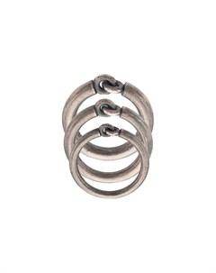 Кольца M. cohen