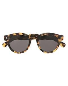 Солнцезащитные очки черепаховой расцветки Illesteva