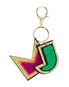 декорированный брелок для ключей Little marc jacobs