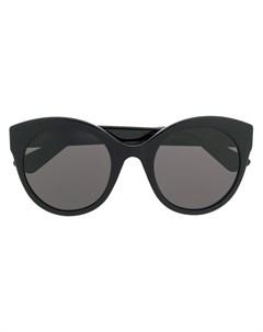 Солнцезащитные очки в массивной оправе Gucci eyewear