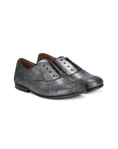 туфли без шнуровки Pèpè