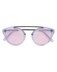 Солнцезащитные очки с розовыми стеклами Westward leaning