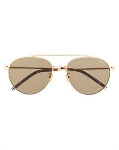 Солнцезащитные очки авиаторы Tony Mulberry