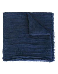 шарф с необработанными краями Fashion clinic timeless