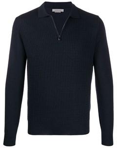 фактурный пуловер Corneliani