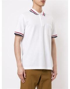 Рубашка поло с контрастной отделкой Kent & curwen