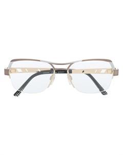 Очки с прозрачными стеклами Cazal