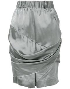 Драпированные шорты Moohong