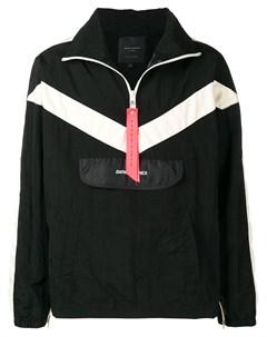 Спортивная куртка с карманом муфтой Daniel patrick