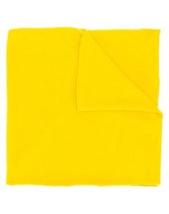 Однотонный кашемировый шарф Pringle of scotland