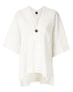 Блузка со вставками Osklen