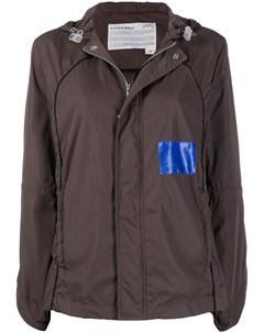Куртка с вырезами на рукавах A-cold-wall*