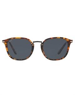 Солнцезащитные очки в черепаховой оправе Persol