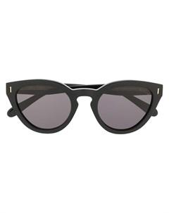 Солнцезащитные очки Blondie в оправе кошачий глаз Mulberry