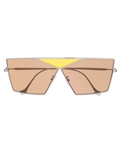 солнцезащитные очки в прямоугольной оправе Loewe
