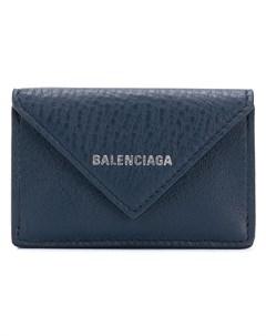 Мини кошелек Paper Balenciaga