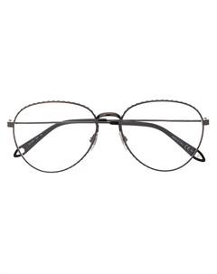 Очки в круглой оправе Givenchy eyewear
