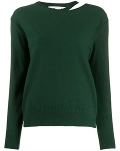 свитер с разрезом Stella mccartney