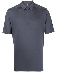 Рубашка поло с воротником на молнии Arc'teryx veilance