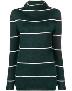 свитер в полоску Les copains
