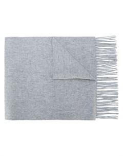 Плетеный шарф N.peal