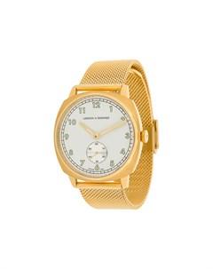 наручные часы Meridian Milanese 38mm Larsson & jennings
