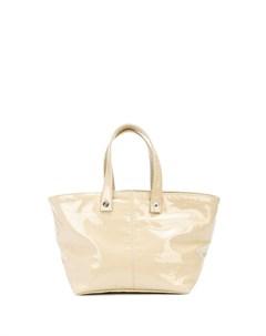 лакированная сумка тоут Ludovic de saint sernin