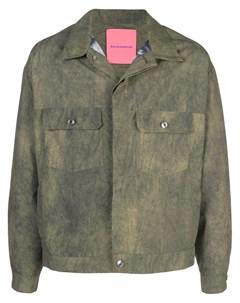 Короткая куртка рубашка Rochambeau