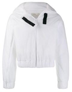 куртка пуховик на молнии A-cold-wall*