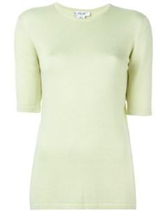 свитер с короткими рукавами Céline pre-owned