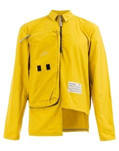 куртка асимметричного кроя A-cold-wall*