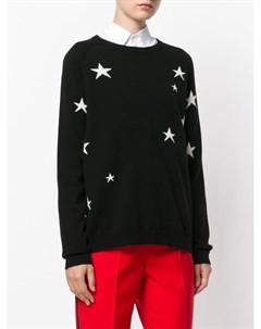 Вязаный свитер со звездами Chinti & parker