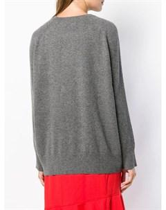 Однотонный свитер Chinti & parker