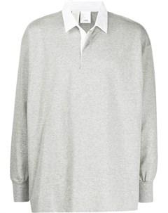 Рубашка поло с длинными рукавами N. hoolywood