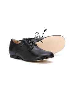 туфли на шнуровке Prosperine kids