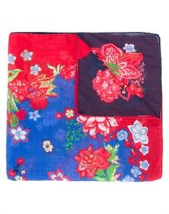 Платок паше с цветочным принтом Engineered garments