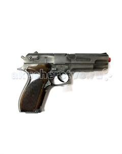 Игрушечное оружие Полицейский пистолет на 8 пистонов Gonher