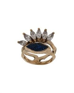 кольцо с камнями Voodoo jewels