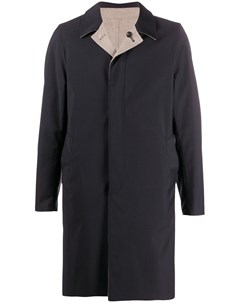 Двустороннее пальто Dell'oglio