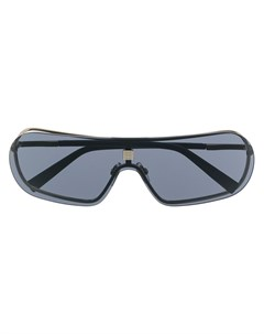Затемненные солнцезащитные очки с металлическим логотипом Givenchy eyewear