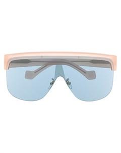 солнцезащитные очки маска Loewe