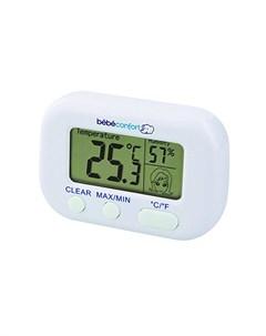 Домашний термометр и гигрометр влагомер 2 в 1 Bebe confort