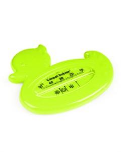 Термометр для ванны Уточка 2 781 зеленый Canpol